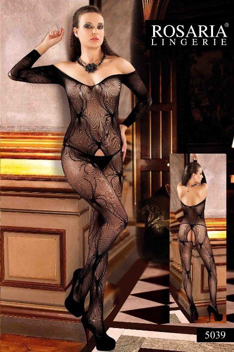 Rosaria 5039 Fantezi Vücut Çorabı