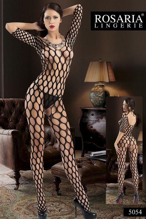 Rosaria 5054 Sexy Vücut Çorabı