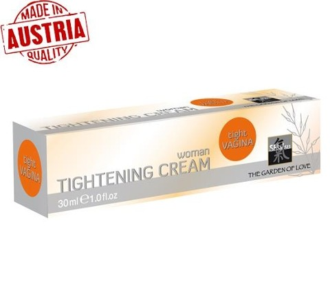 Shiatsu Women Tightening Cream