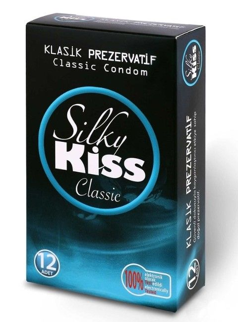 Silky Kiss Klasik Kondom