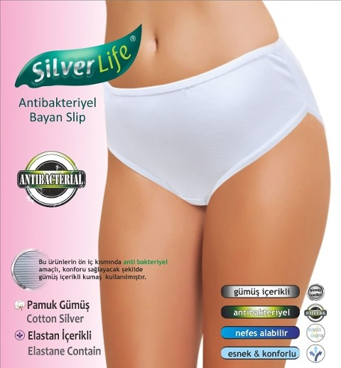 Silverlife By6002 Bayan Slip