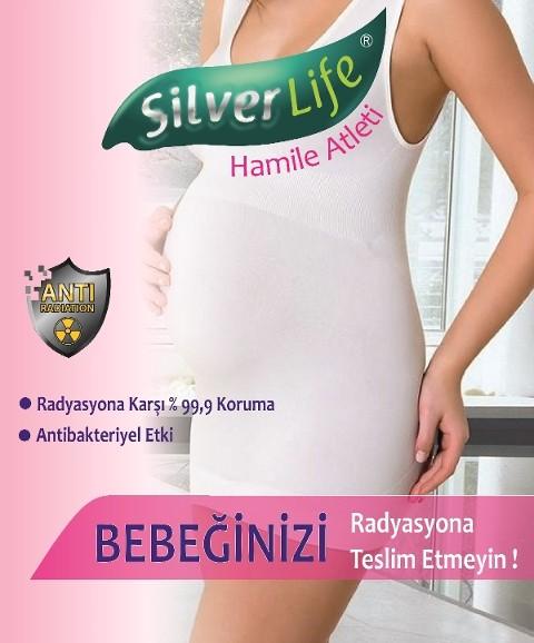 Hamile Atleti Silverlife Ha1001 Hamile Atleti Likralı Classic