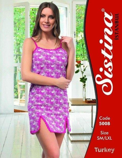 Sistina 5008 Bayan Pijama