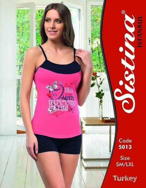 Sistina 5013 Bayan Pijama