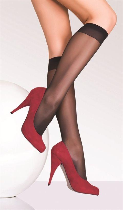Daymod Daymod Klasik 15 Bayan Dizaltı Çorap D1211006