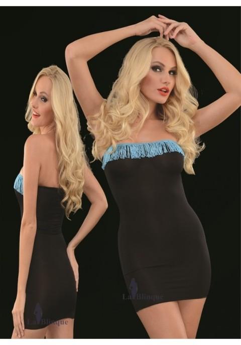 Süper Mini Elbise Lablinque 6082
