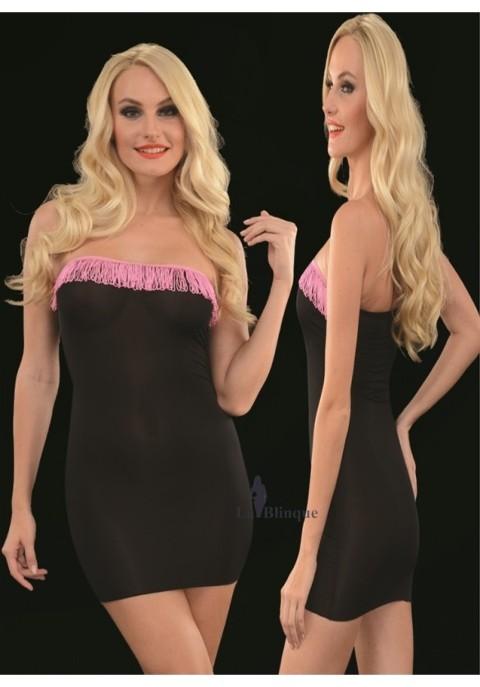 Süper Mini Elbise Lablinque 6083