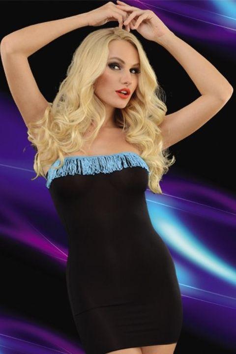 La Blinque Süper Mini Elbise 6082