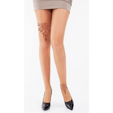 Daymod Tattoo Külotlu Çorap