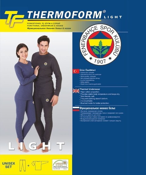 Thermoform Fb Light Termal İçlik