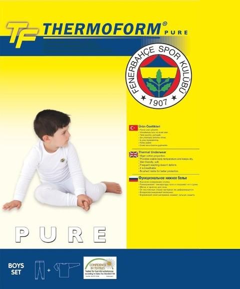 Thermoform Fb Pure Çocuk Termal İçlik (erkek)