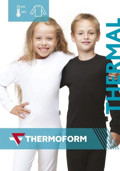 Tf 3x1 Çocuk Termal Uzunkol İçlik Thermoform HZT40001