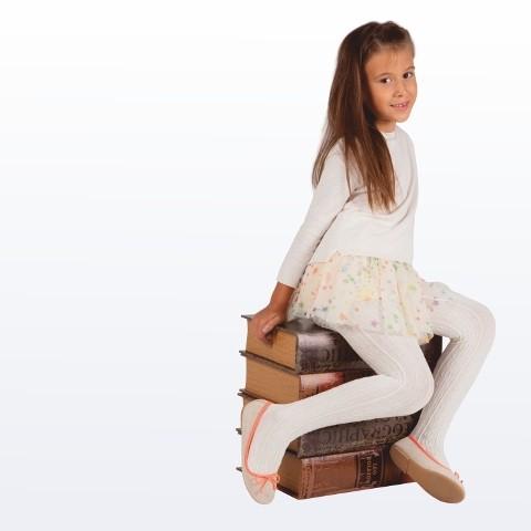 Daymod Tina Çocuk Külotlu Çorap