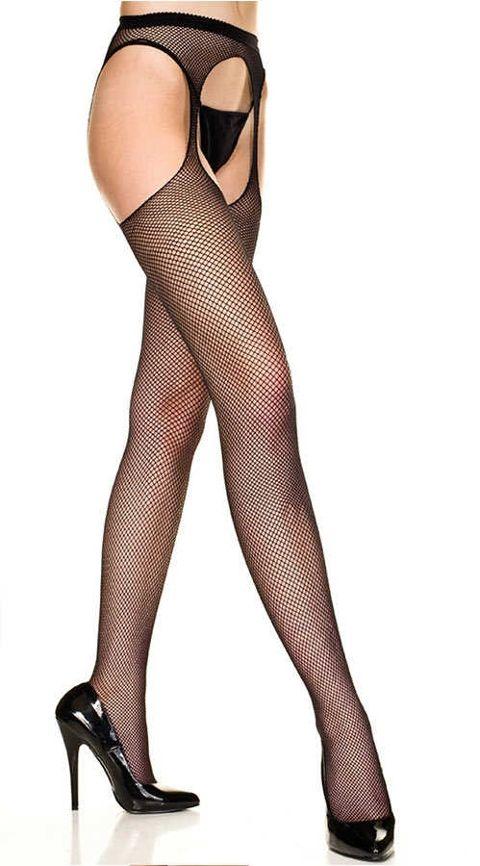 Fantazi Külotlu Çoraplar Vixson Fileli Fantazi Çorap
