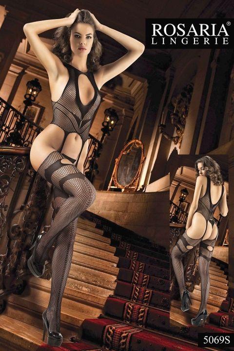 Vücut Çorabı Erotik Rosaria 5069