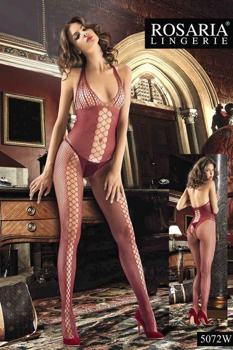 Vücut Çorabı Erotik Rosaria 5072