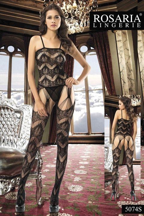 Vücut Çorabı Erotik Rosaria 5074
