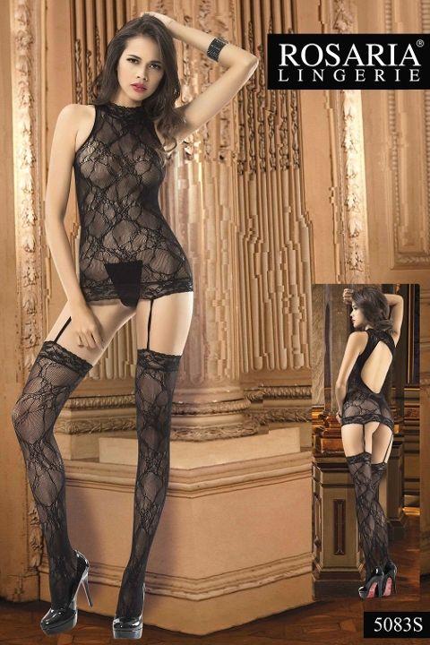 Vücut Çorabı Rosaria 5083