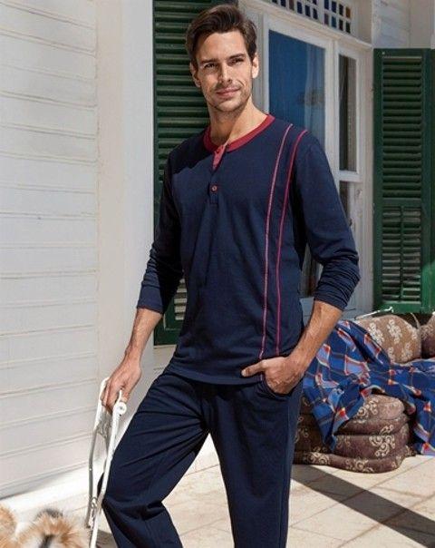 Yeni İnci Epj-456 Erkek Pijama Takım