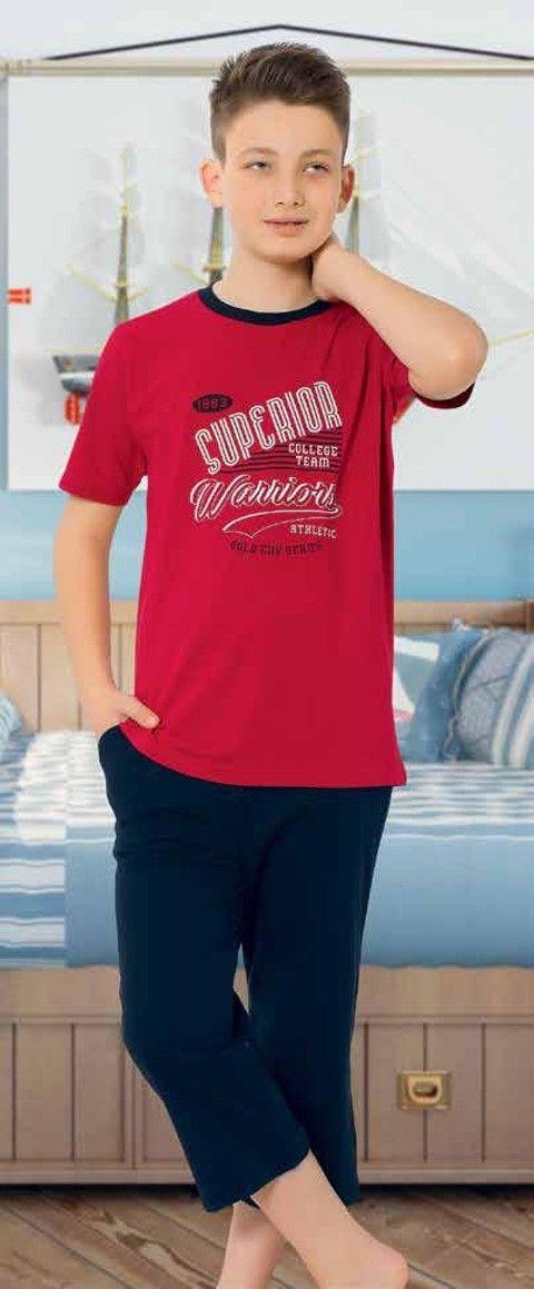 Yuppi Erkek Garson Kapri Takım HMD 7052