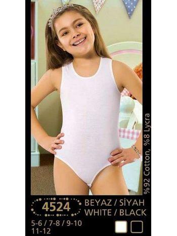 Anıt Kız Çocuk Geniş Askılı Body 4524