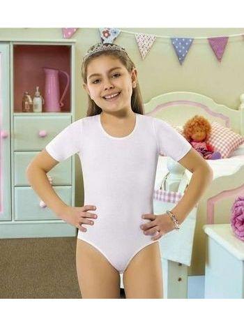 Anıt Kız Çocuk Kısakol Body 4525