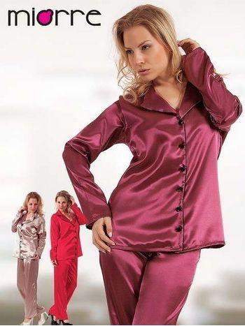 Miorre Pijama Takım Bayan Saten