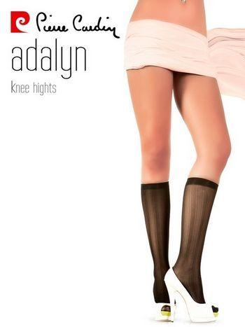 Pierre Cardin Desenli Dizaltı Çorap Adalyn Siyah