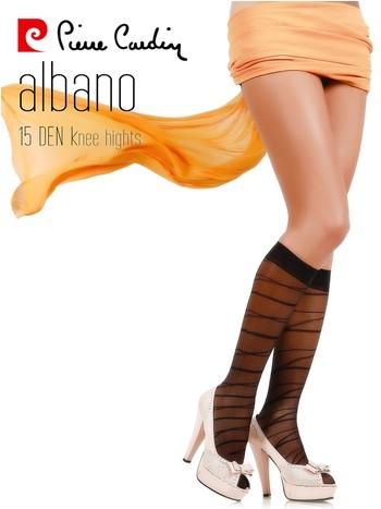 Pierre Cardin Desenli Dizaltı Çorap Albano