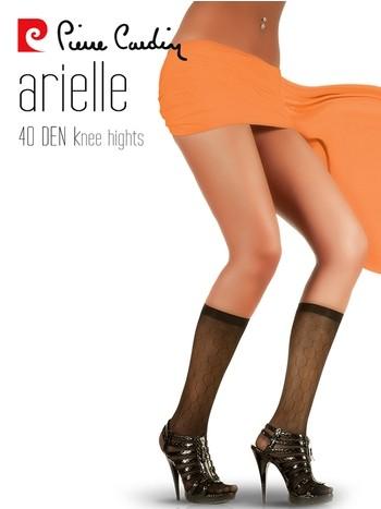 Pierre Cardin Desenli Dizaltı Çorap Arielle