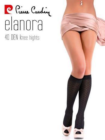 Pierre Cardin Desenli Dizaltı Çorap Elenora