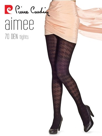 Pierre Cardin Desenli Külotlu Çorap Aimee