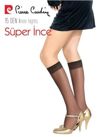 Pierre Cardin Süper İnce Dizaltı Çorap