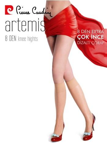 Pierre Cardin Ultra İnce Mat Dizaltı Çorap Artemis