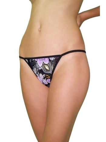 Redhotbest Lily-printed Fantezi G-string