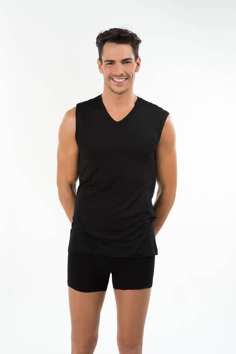 Kom Erkek V Yaka Atlet - Francesco