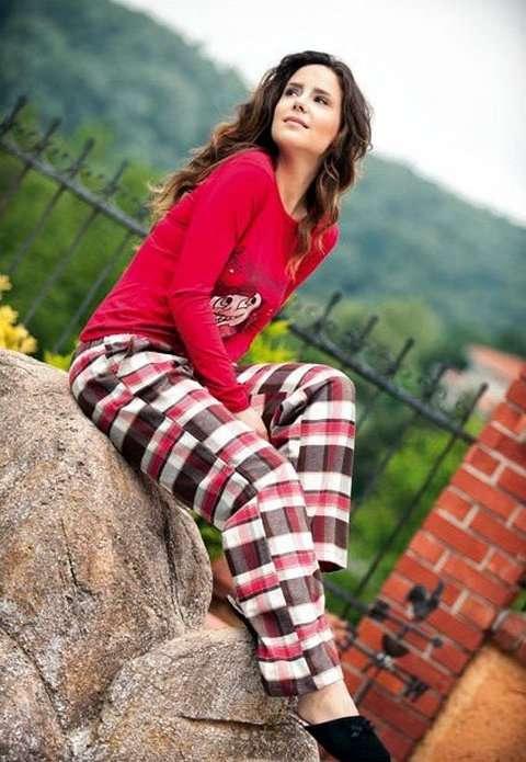 Maranda Bayan Kışlık Pijama Takım 6177
