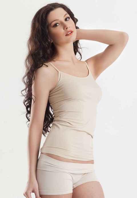 Miss Modinn Organik Ayar Askılı Atlet 2610