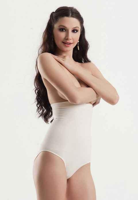 Miss Modinn Organik Silikonlu Slip Korse 2105