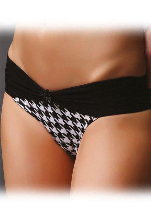 X-Lady 1500 Damalı Bikini
