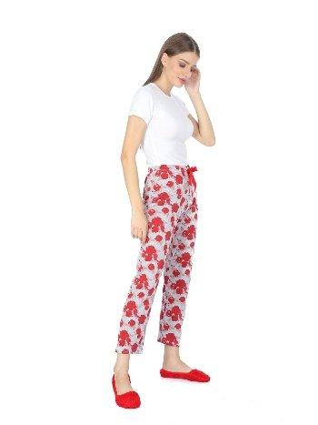 Akbeniz Bayan Tek Alt Pijama 27122