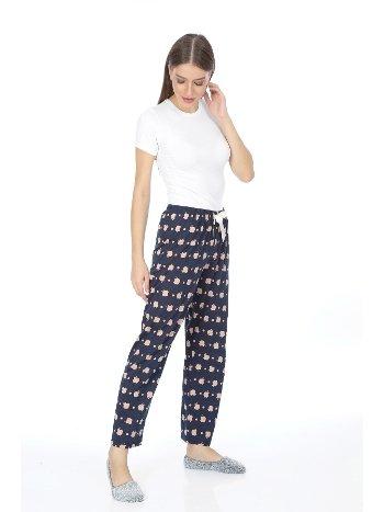Akbeniz Bayan Tek Alt Pijama 27124