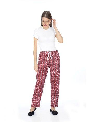 Akbeniz Bayan Tek Alt Pijama 27128