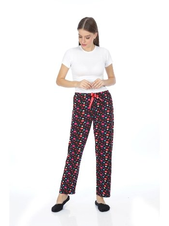 Akbeniz Bayan Tek Alt Pijama 27130