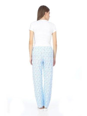 Akbeniz Bayan Tek Alt Pijama 27131