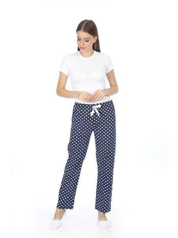 Akbeniz Bayan Tek Alt Pijama 27132