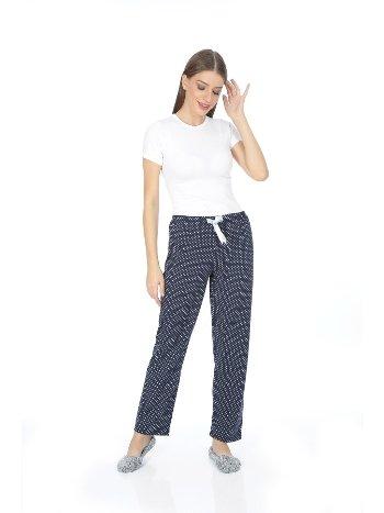 Akbeniz Bayan Tek Alt Pijama 27135