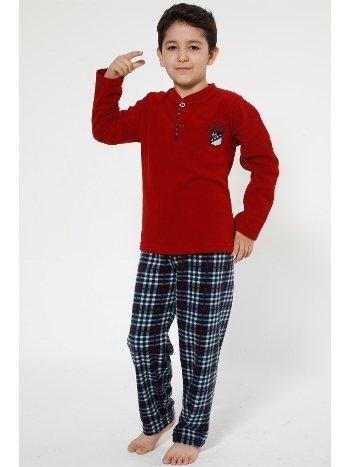 Akbeniz Well Soft Erkek Çocuk Pijama Takımı 4521