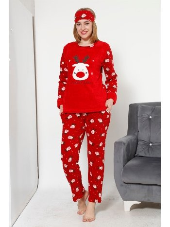 Akbeniz WellSoft Kadın Pijama Takımı 8035