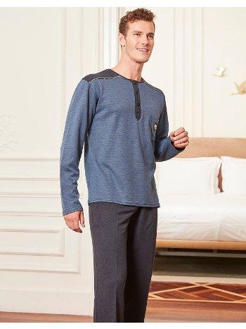 Bone Club 4853 Pijama Takımı